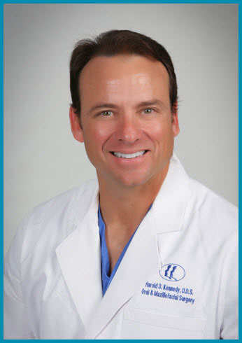 Dr. Kennedy at Oral and Facial Surgery Center